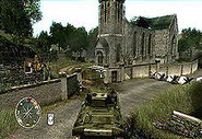 CoD3 The Black Baron(level)3