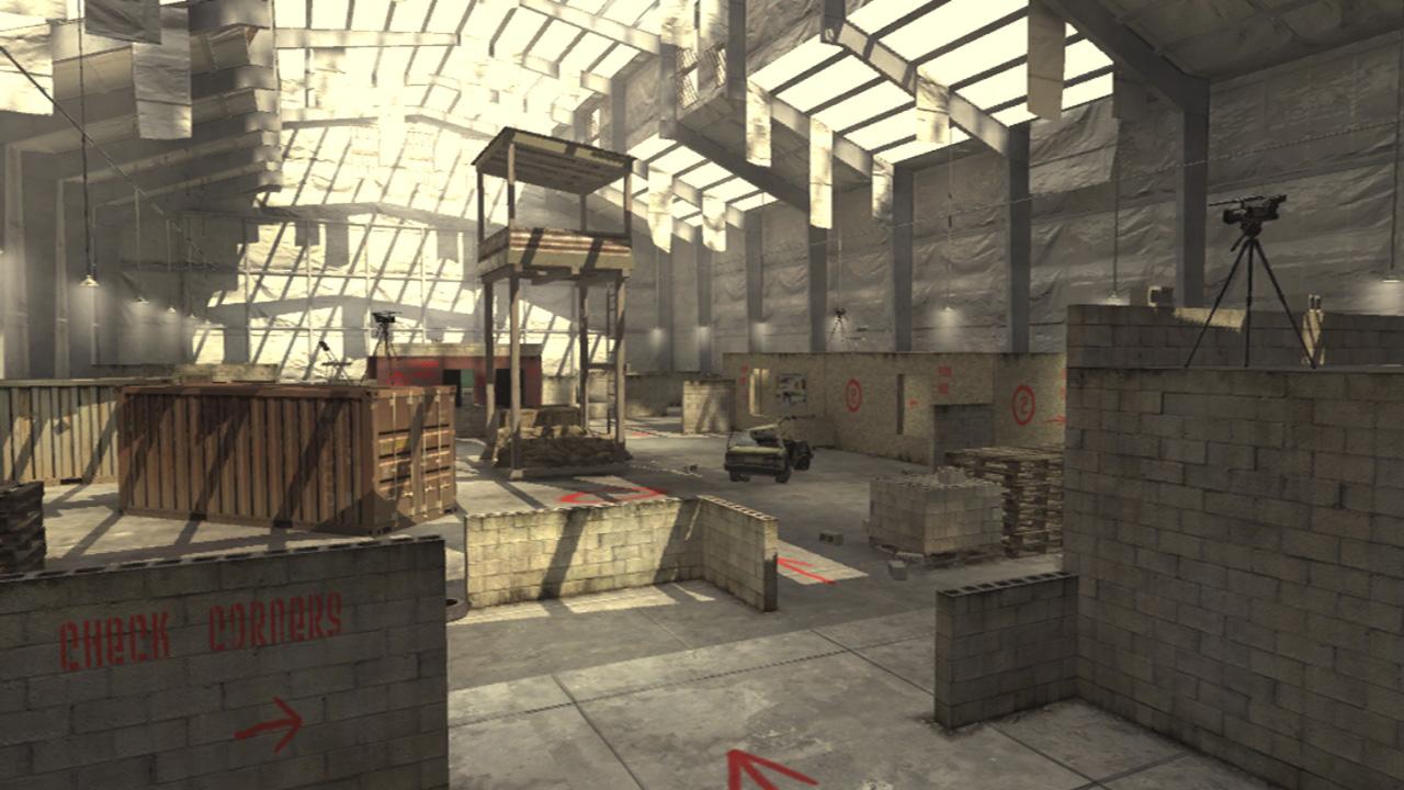 Killhouse (Call of Duty 4) | Call of Duty Wiki | FANDOM ... on call of duty mw3 maps list, call of duty black ops maps list, call of duty world at war maps list,