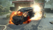 Exploding Van Drone BOII