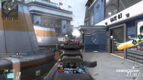 AN-94 Gameplay BO2 (Takeoff 25-16)