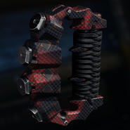 Brass Knuckles Gunsmith Model Ardent Camouflage BO3
