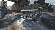 CODBO GAZ66 With Gas Tank MP WMD