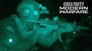 Call of Duty® Modern Warfare® - анонсирующий трейлер RU