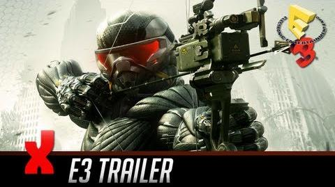 Crysis 3 Official Gameplay Trailer HD