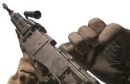 M249 SAW Cocking MWR