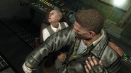 Reznov punching Steiner BO
