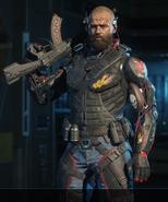 Ruin Spades outfit BO3