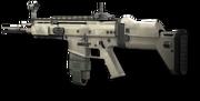 SCAR-H MW2.