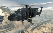 UH-60 Blackhawk Dome MW3