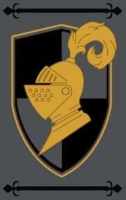 Чёрный рыцарь иконка