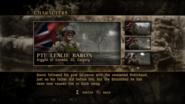 Baron profile
