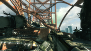 Destroyed Bridge Suspension MW2