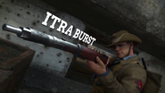 ITRA Burst Title WWII