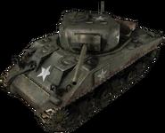 M4 Sherman model CoD3