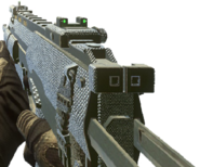 MP7 Diamond Camo BOII