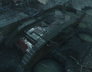 Mark IV Tank BO3