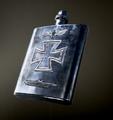 Silver Flask CoD WWII