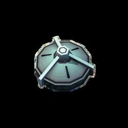 Stun Mine menu icon CoDH