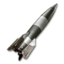 V2 Rocket Icon WWII