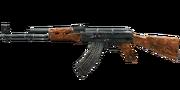 AK47 menu icon CoD4
