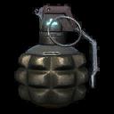 Grenade menu icon BOII
