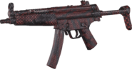 MP5 Dragon Skin MWR