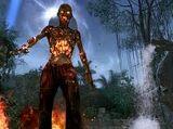 Napalmowy zombie