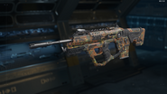 XR-2 Gunsmith Model Flectarn Camouflage BO3