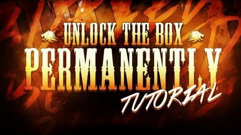 """Buried"" Permanent 'Mystery Box' Perma Perk (Black Ops 2 Zombies)"