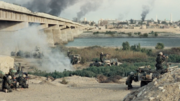 Кадр из сериала Поколение убийц - Перестрелка у реки