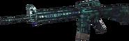 M16A4 Neon Tiger MWR