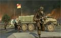 Spetsnaz soldiers 2 Wolverines Modern Warfare 2