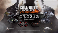 Vengeance Map Pack Poster BOII