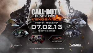 Vengeance Map Pack Poster BOII