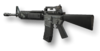 Weapon m16a4 mw2