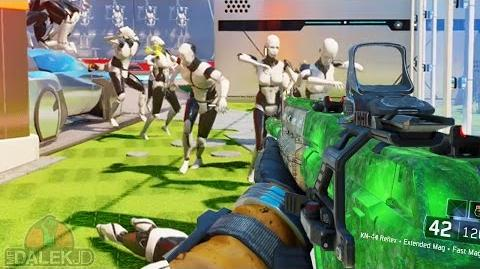 "BLACK OPS 3 NUKETOWN ""Zombies"" Easter Egg! - Mannequin Zombies on NUKETOWN! (Call of Duty BO3 2015)"