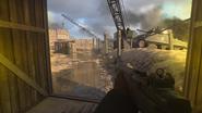 Call of Duty WWII Инстинкты Враг позади