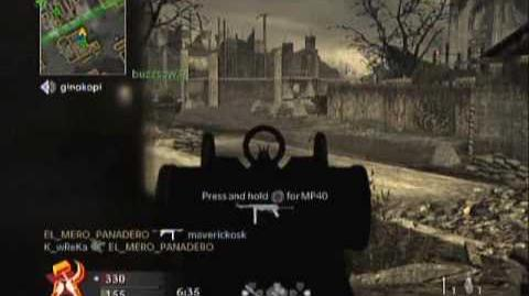 Call of Duty World at War Gameplay M1 Garand
