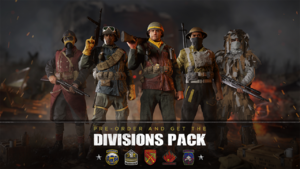 Divisions Pack WWII