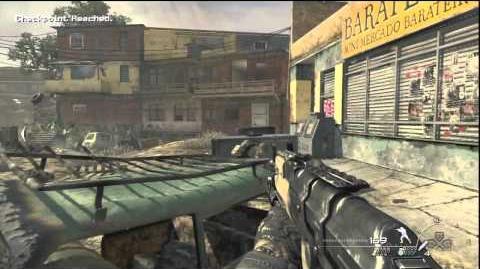 Modern Warfare 2 - Campaign - The Hornet's Nest