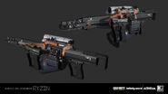 R.A.W. Liberty 3D model concept IW