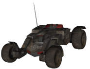 RC-XD Enemy model BOII