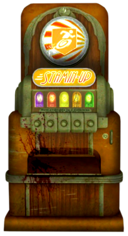 Stamin-Up Machine Render