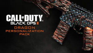 Dragon Personalization Pack BOII