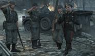 Heinrich Amsel Troop Salute WaW