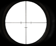 Kar98k Scope CoD