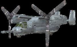 V-22 Osprey model MW3