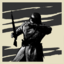 Chain Smoker trophy icon WWII