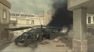 Cut Blackhawk Crash CoD4