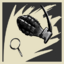 School of Hard Knocks trophy icon WWII